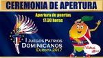 """MADRID: Promueven Juegos Patrios en la """"Noche Dominicana"""""""