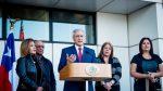 Chile ofrece asilo a 4 jueces venezolanos