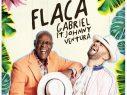 """Tema """"Flaca"""" une a Johnny Ventura y Gabriel"""