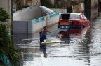 P.RICO: Las lluvias e inundaciones dificultan entrega de ayuda