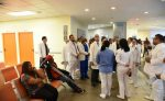 Médicos dominicanos inician 2 días de huelga por aumento salarial
