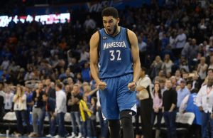 NBA: Karl-Anthony Towns anota 27 y atrapa 12 rebotes