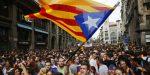 Paro general en Cataluña por la represión policial en referéndum
