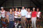 SDN: Inician torneo voleibol y softball femeninos en La Victoria