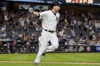Yankees despiertan y apalean a Houston