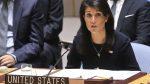 Embajadora de EE.UU. ante la ONU advierte sobre riesgos Nicaragua