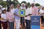 Inauguran Juegos Deportivos Familia Banreservas