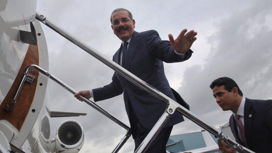 Canciller viajó ayer a Panamá a Cumbre del SICA