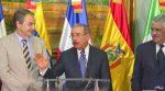 "Medina afirma diálogo venezolano ""va bien""; hoy esperan resultados"
