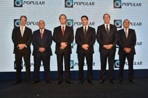 Banco Popular celebra la Navidad con sus clientes corporativos