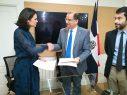 MADRID: Embajada RD y Fundación unen esfuerzos contra la violencia