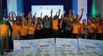 Entregan 800 mil pesos a ganadores aplicaciones móviles Innovapp 2017