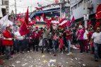 HONDURAS: Profundiza crisis electoral; hay tensiones por conteo