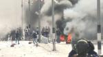 Enfrentamientos tras reconocimiento de Jerusalén como capital de Israel