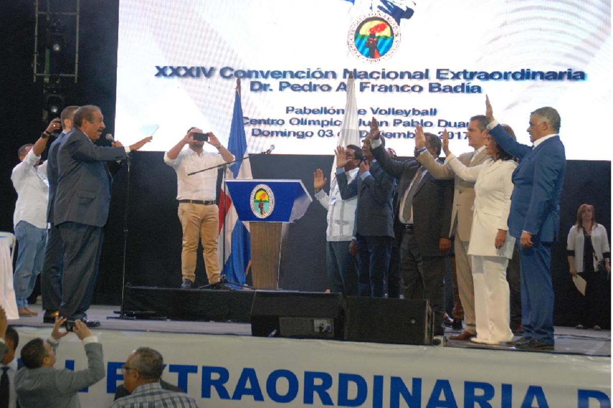 Miguel Vargas consolida control del PRD