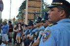 PUERTO RICO: Las calles quedan sin policías debido a un conflicto laboral