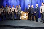 Empresa privada donó equipos de última generación a Policía Nacional