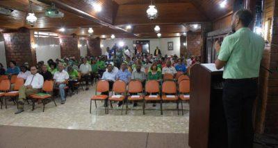 Marcha Verde efectuó Foro en capital dominicana