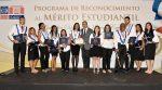 Ministerio de Educación reconoce 185 estudiantes meritorios de la RD