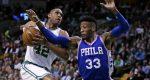 Al Horford encesta 21 en victoria de los Celtics