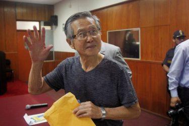 """PERU: Tras indulto, Fujimori pide """"perdón"""" por actos de su gobierno"""