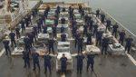 EEUU: Buque decomisa cocaína en alta mar valorada en US$135 millones
