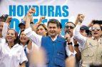 HONDURAS: El presidente Hernández mantiene la ventaja en conteo