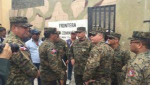 República Dominicana incrementa la presencia militar en la frontera