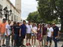 Realizan primer fam-trip agentes de viajes Emiratos Arabes