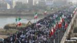 IRAN: Marchas progubernamentales por cuarto día consecutivo