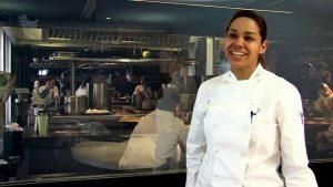 MADRID: Chef dominicana María Marte formará mujeres sin recursos