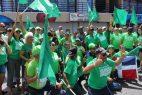 MIAMI: Dominicanos marchan contra la corrupción e impunidad en su país