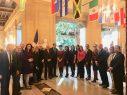EEUU: Embajadas depositan ofrenda floral ante busto de Duarte