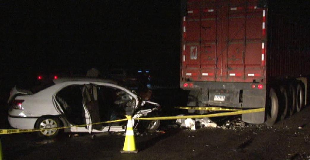 31 personas murieron en accidentes de tránsito en Navidad y Año Nuevo