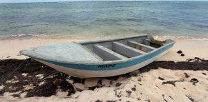 P. RICO: Detienen a 12 inmigrantes dominicanos llegaron en una yola