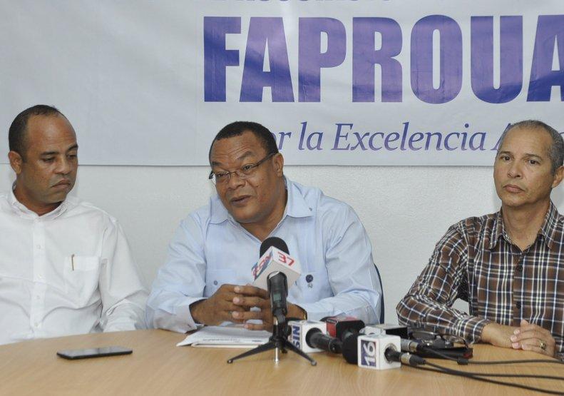 Anuncian paro de profesores UASD; sectores de academia lo rechazan