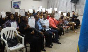 Consulado dominicano en Aruba imparte curso papiamento