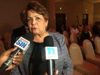 Alejandrina Germán ve renovación de partidos depende de capacidades