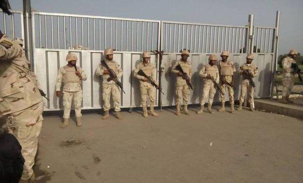 RD envía 641 soldados a la frontera para controlar paso ilegal haitianos