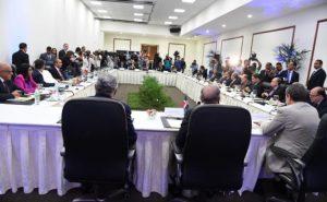 Venezuela: Gobierno y oposición reanudan el diálogo en México