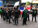 Condenan actitud Marcha Verde en Consulado