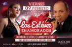 Camboy y Jackeline Estévez cantarán al amor en Lucia 203