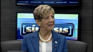 Ginette Bournigal será candidata a senadora del PRM por Puerto Plata