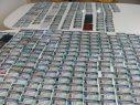 Decomisan 400 documentos falsos Plan Regularización de Extranjeros