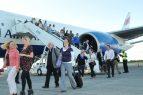 R.Dominicana crece 4,42 % en flujo de pasajeros internacionales en 2017