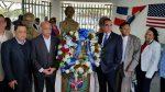 MIAMI: Cónsul insta emular el ejemplo de Duarte