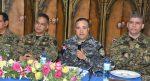 PN y Ministerio Defensa coordinan medidas para mejorar seguridad