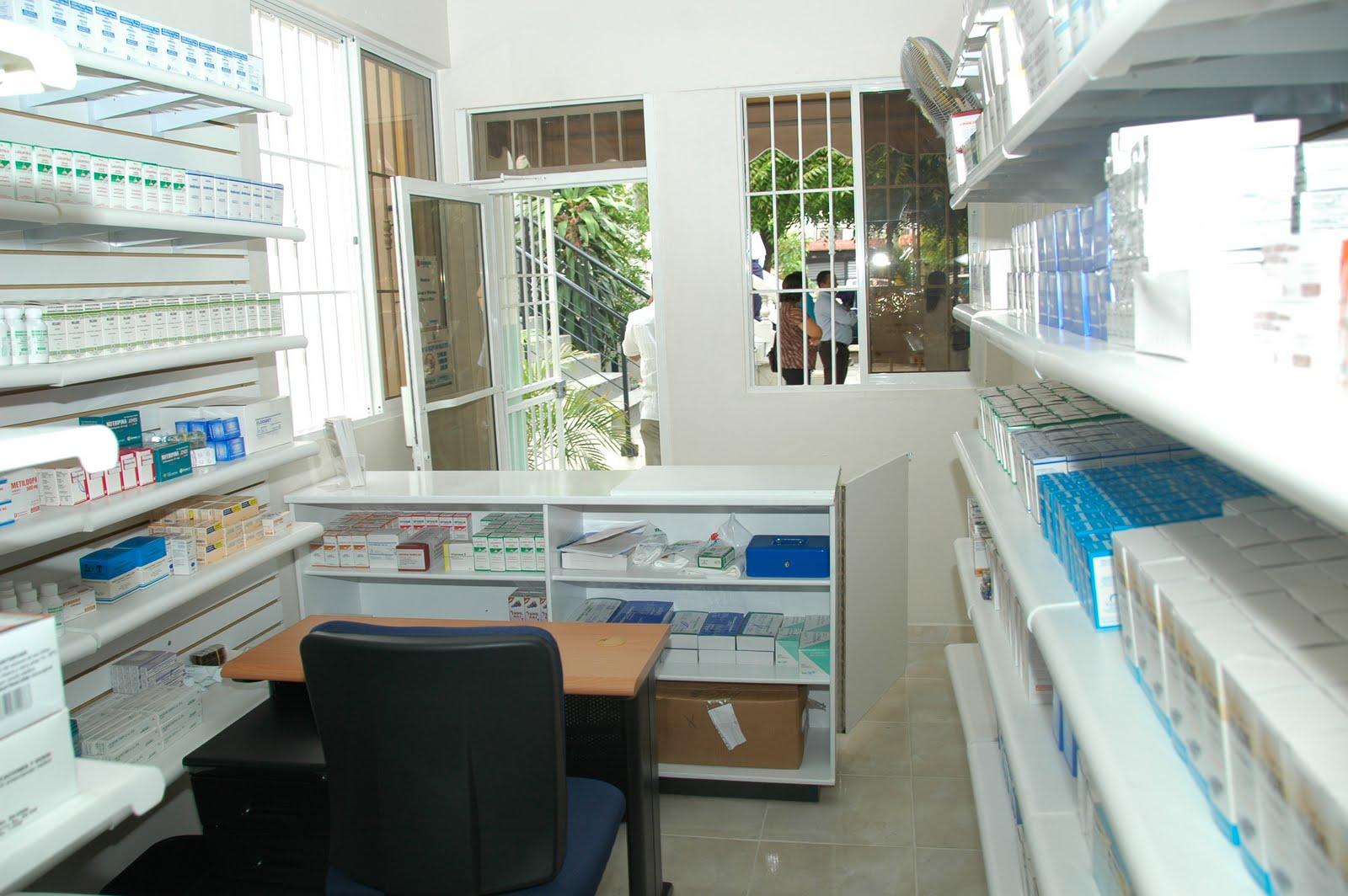 PROMESE/CAL construirá este año 40 nuevas Farmacias del Pueblo
