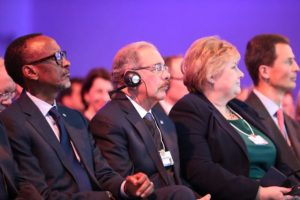 SUIZA: Presidente Medina participa en apertura del Foro Económico Mundial