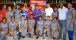 Santo Domingo campeón torneo basket nacional U-14